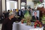 Hàng nghìn người dân viếng cố Thủ tướng Phan Văn Khải từ sáng sớm