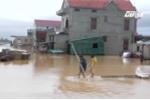 Dân Quảng Bình lại trắng đêm chạy lụt