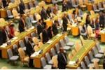 Video: Liên Hợp Quốc mặc niệm Chủ tịch nước Trần Đại Quang