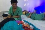 Mổ thành công ca sinh 3 cho một phụ nữ Giẻ Triêng ở Quảng Nam