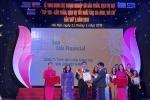 Sun Life Việt Nam lọt 'Top 100 – Sản phẩm, dịch vụ tốt nhất cho gia đình, trẻ em' năm 2018
