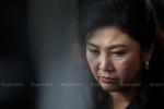 Thái Lan đề nghị Interpol hỗ trợ truy bắt cựu Thủ tướng Yingluck