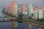 Choáng ngợp trước những tòa nhà chọc trời ở Triều Tiên