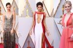 Những bộ váy sexy, khoe da thịt nhiều nhất thảm đỏ Oscar 2018