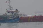 Vượt sóng lớn cứu 7 ngư dân trên tàu cá bị hỏng máy trôi dạt trên biển