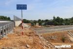 Ảnh: Cao tốc Đà Nẵng – Quảng Ngãi vẫn ngổn ngang sau ngày thông xe