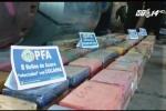 Phát hiện gần 2 tấn cocain trị giá hơn 1.300 tỷ đồng giấu trong container