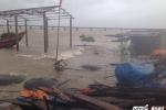 Video: Dân Hà Tĩnh gồng mình đối phó với bão số 10 đang quần thảo