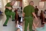 Tạm đình chỉ cán bộ công an 'dùng chân tác động' vào người dân ở Phú Yên