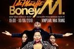'Lua mua he': Liveshow Boney M dau tien tai Viet Nam hinh anh 4