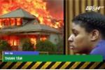 Mẹ đốt nhà thiêu chết 2 con để hưởng bảo hiểm 1,4 tỷ đồng