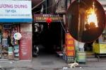 Con rể tưới xăng đốt nhà bố vợ trong đêm ở Hà Nội: Nghi do mâu thuẫn tình cảm