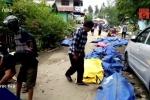 Video: Hỗn loạn tại khu vực động đất ở Indonesia