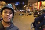 Nhân chứng vụ tai nạn ở ngã tư Hàng Xanh, TP.HCM: 'Một cô gái bị xe kéo lê gần 20m'