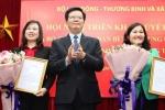 Phó Bí thư Bắc Ninh giữ chức Thứ trưởng Bộ Lao động, Thương binh và Xã hội