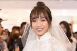 Diệu Nhi hóa cô dâu xinh đẹp, tiết lộ thường xuyên được người khác 'thả thính'