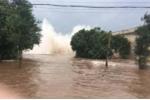 Áp thấp nhiệt đới mang gió giật cấp 8 hướng thẳng các tỉnh Nghệ An đến Quảng Ngãi