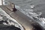 Nga thanh lý 2 tàu ngầm lớn nhất thế giới