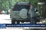 Nghệ An: Hàng trăm xe dù ngang nhiên lộng hành, cơ quan chức năng ở đâu?