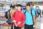 Video Trực tiếp: Đón đội tuyển Việt Nam trở về từ Philippines