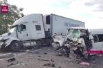 Những tai nạn thảm khốc liên quan đến 'hung thần' container