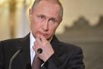 Hoạt động mờ ám khắp nước Nga khiến ông Putin băn khoăn