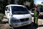Xác định tài xế xe khách tông trung úy công an rồi bỏ trốn ở Lâm Đồng