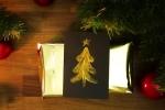 Video: Hướng dẫn cách làm thiệp mừng Giáng sinh đơn giản mà đẹp