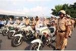 Hàng trăm cảnh sát chống kẹt xe cho sân bay Tân Sơn Nhất