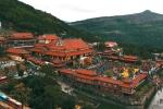 Video: Sự hoành tráng của ngôi chùa nghi vấn truyền bá vong báo oán, mỗi năm thu trăm tỷ đồng