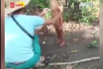 Vụ bạo hành bé trai Campuchia: Xét xử nghi can tại Việt Nam