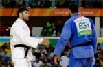 Từ chối bắt tay đối thủ, võ sĩ Ai Cập bị đuổi khỏi Olympic