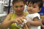 Cẩn trọng khi dùng sản phẩm chống muỗi cho trẻ