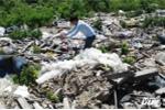 Lại phát hiện hàng trăm tấn rác thải của Formosa đổ trong trang trại dân