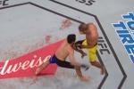 Những pha knock-out dũng mãnh nhất 2017 trên sàn UFC