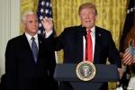 Ông Trump ký sắc lệnh thành lập Quân chủng vũ trụ, muốn nước Mỹ thống trị không gian