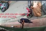 Trộm xảo quyệt khóa trái cửa nhốt chủ nhà để 'cuỗm' xe máy