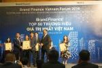 Vinacafé Biên Hòa - Là công ty có giá trị thương hiệu, thuộc top 50 thương hiệu giá trị nhất Việt Nam