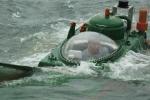 Tàu ngầm Hoàng Sa lần đầu vươn ra biển lớn thế nào?