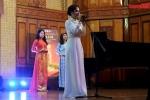 Video: Đêm hội quy tụ nhan sắc rực rỡ nhất Học viện Âm nhạc Quốc gia Việt Nam