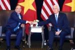 Thủ tướng tiếp xúc Phó Tổng thống Mỹ bên lề Hội nghị Cấp cao ASEAN 33