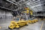 Ảnh: 1.200 robot hoạt động náo nhiệt trong nhà máy ô tô VinFast