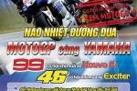 Náo nhiệt đường đua MotoGP cùng Yamaha