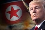 Ông Trump cảnh báo Triều Tiên đối mặt với 'lửa và cơn giận' chưa từng có