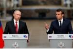 Ong Putin noi gi khi goi dien cho ong Macron sau tran thang cua doi tuyen Phap? hinh anh 1