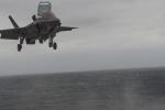Lần đầu tiên Mỹ đưa tàu sân bay đến Thái Bình Dương với chiến cơ này