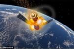Tàu không gian Trung Quốc chứa chất độc có thể rơi xuống Trái Đất tháng 4 này