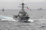 Trung Quốc triệu đại sứ Mỹ sau khi tàu chiến USS Lassen đến Biển Đông