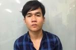 Tên cướp kéo lê cô gái hàng chục mét giữa phố Sài Gòn khai gì?