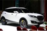 Ô tô Trung Quốc Zotye T300 được đưa về Việt Nam, giá bán 525 triệu đồng